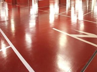 GARAGE | Colorflooring srl - pavimenti in resina autorimesse, parcheggi e officine