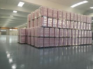Deposito industria Cartaria - colorflooring