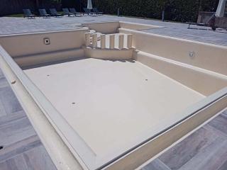 impermeabilizzazione piscina con resina poliureica - Colorflooring