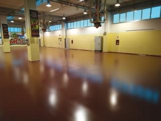 Settore Alimentare Rivestimento e pavimento - color flooring