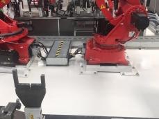 Pavimento in resina di una Industria Metalmeccanica e Automotive