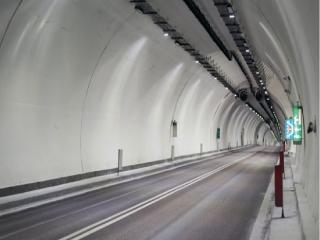Tinteggiatura Tunnel Strada statale - Colorflooring