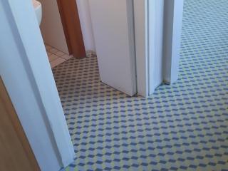 Pavimento in PVC effetto 3d