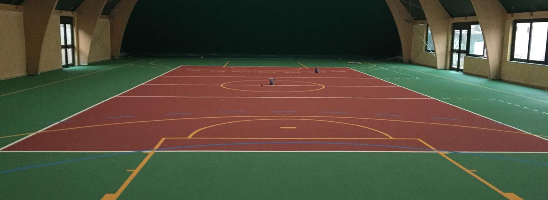 Pavimenti per campi sportivi